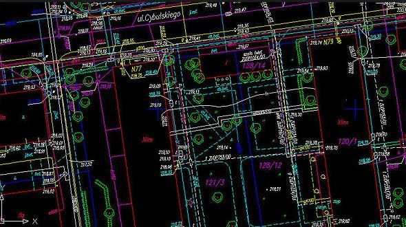 Mapy docelów projektowych